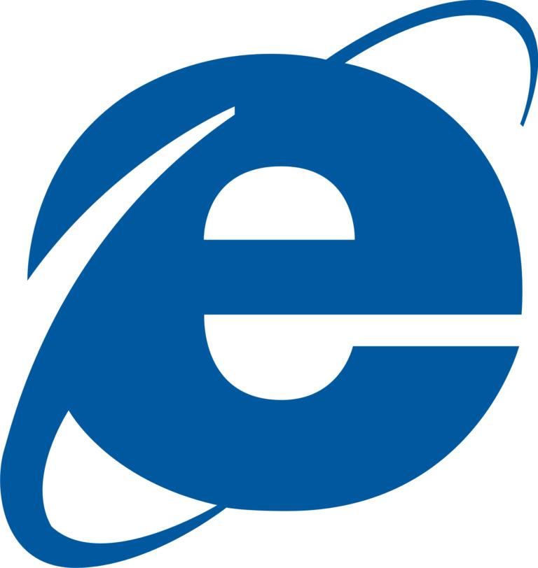 Falha no Internet Explorer