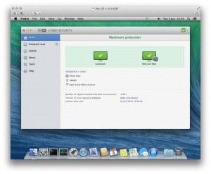 Antivírus Eset for Mac