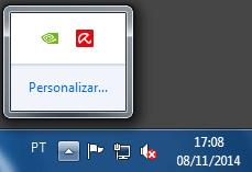 Avira - Ícone no Desktop