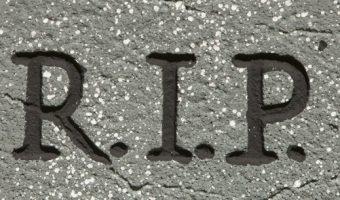 O site que você gosta pode estar morrendo