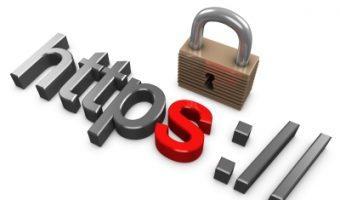 Bloqueio de sites seguros