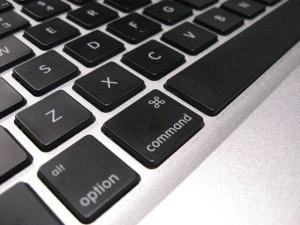 Combinações de teclas de inicialização para MAC