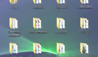 """Mensagem """"Baixe o Windows 10"""""""