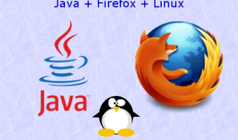 Java no Linux com Firefox