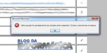 Microsoft Office não abre links (Excel, Word, Outlook, Powepoint)