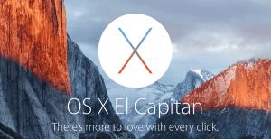 El Capitain, o novo sistema da Apple para Desktops e Notebooks