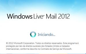 Fazendo backup e restaurando Windows Live Mail para outro computador