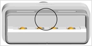 Parte interna USB