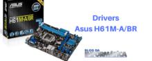 Download Driver Placa mãe Asus H61M-A/BR