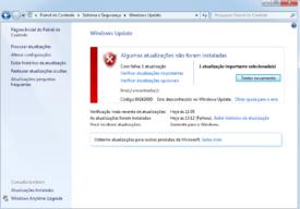 Erro 8024200D no Windows Update ao instalar o KB 3110329
