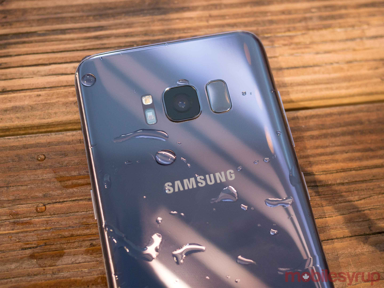Samsung Galaxy S8 - Bluetooth 5