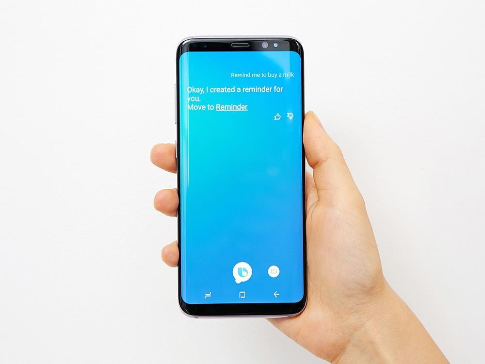Samsung Galaxy S8 - Botão Home