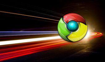 Velocidade do Google Chrome