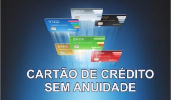 Guia dos cartões de crédito sem anuidade 2