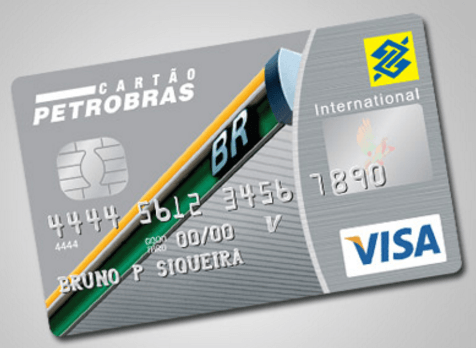 Cartão Petrobras sem anuidade