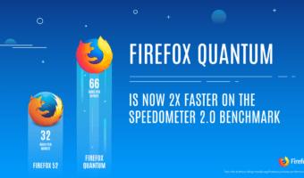 Você conhece o Firefox Quantum ? Pois deveria conhecer 1