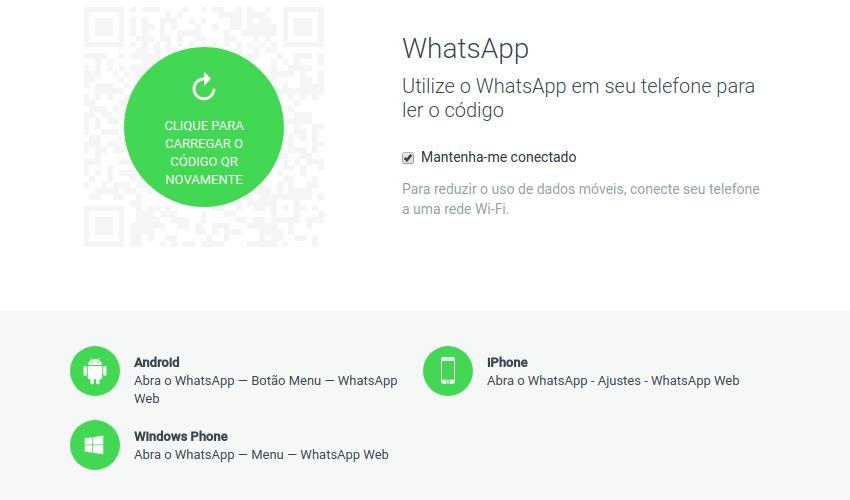 Use o WhatsApp Web e seja mais produtivo 2