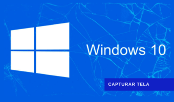 Capturar tela do Windows 10