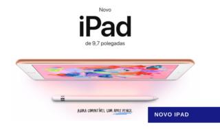 Novo iPad 9.7 polegadas