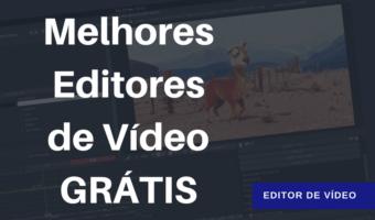 Editores de vídeo grátis