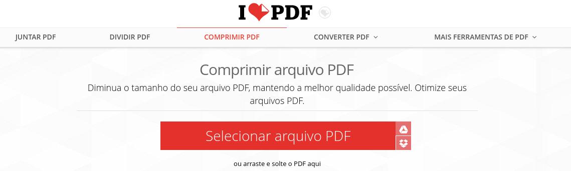 I love PDF - Inicio