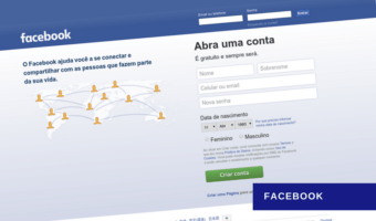 Login no Facebook sem e-mail