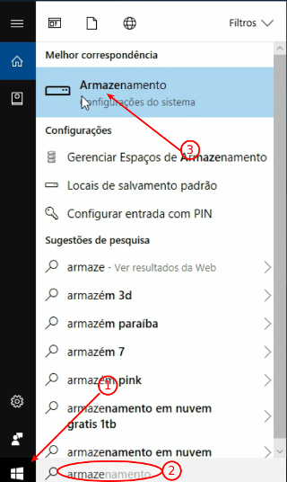Remover versão anterior do Windows 10 1