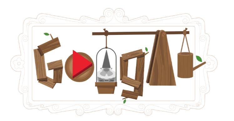 Jogos do Google - Anões de jardim