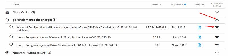 Lenovo Série G não conecta Wifi 1