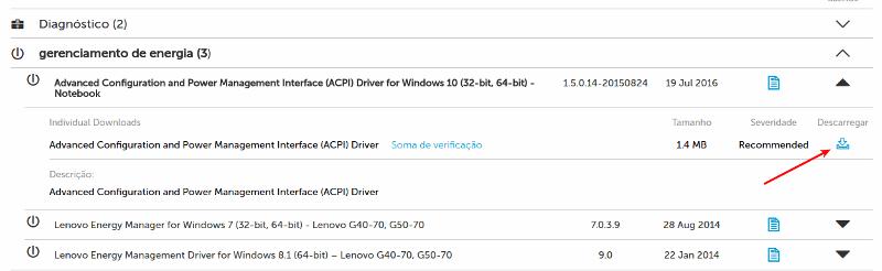 Lenovo Série G não conecta Wifi 2