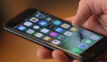 iPhone 7 com problema no microfone