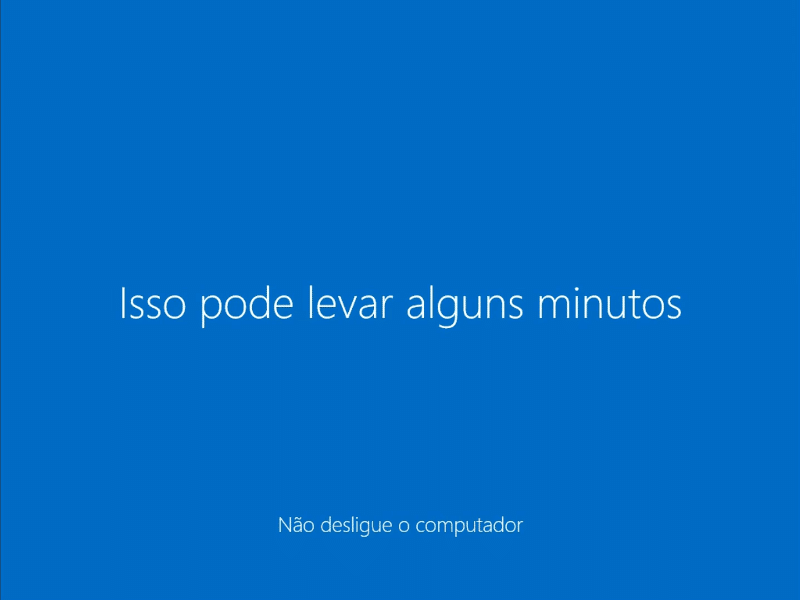 Configurando novo Windows 10