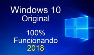 Windows 10 original GRÁTIS