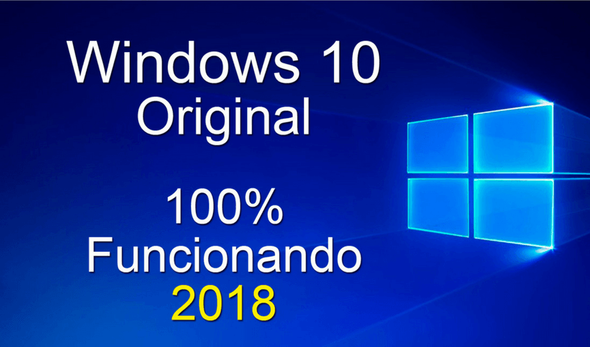 Windows 10 original