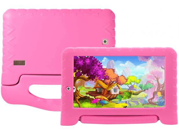 Tablet Kid Pad Plus - Rosa