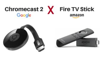 Chromecast ou Fire TV Stick? O que você deveria saber antes de comprar 2