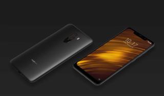 Celular Xiaomi Pocophone F1 e seus concorrentes na faixa de R$ 1.700,00