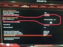 SSD 'virou' SATAFIRM S11 1