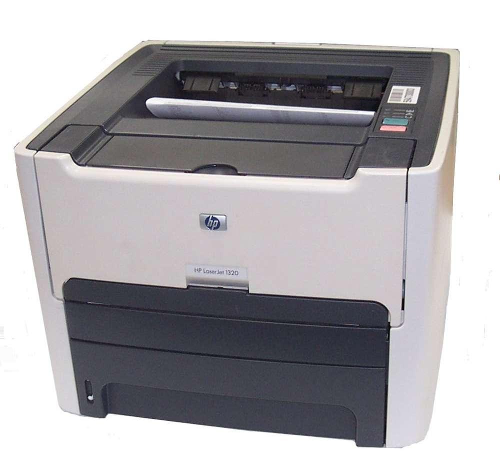 Impressora HP Laserjet 1320 1