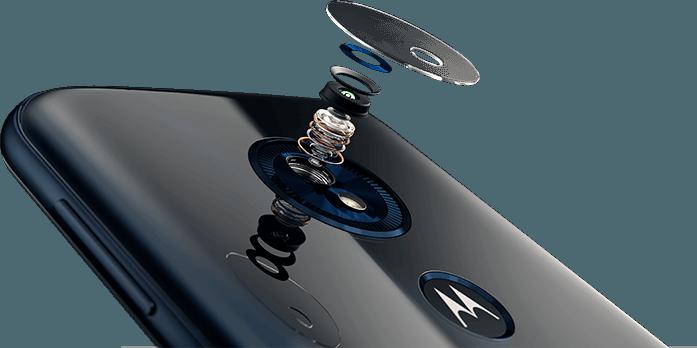 Moto G6 Play - Câmera
