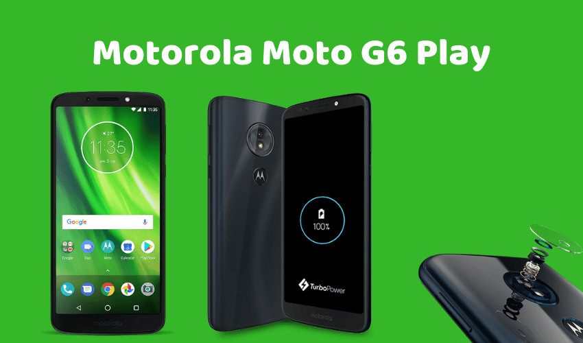 Motorola Moto G6 Play - Ficha técnica
