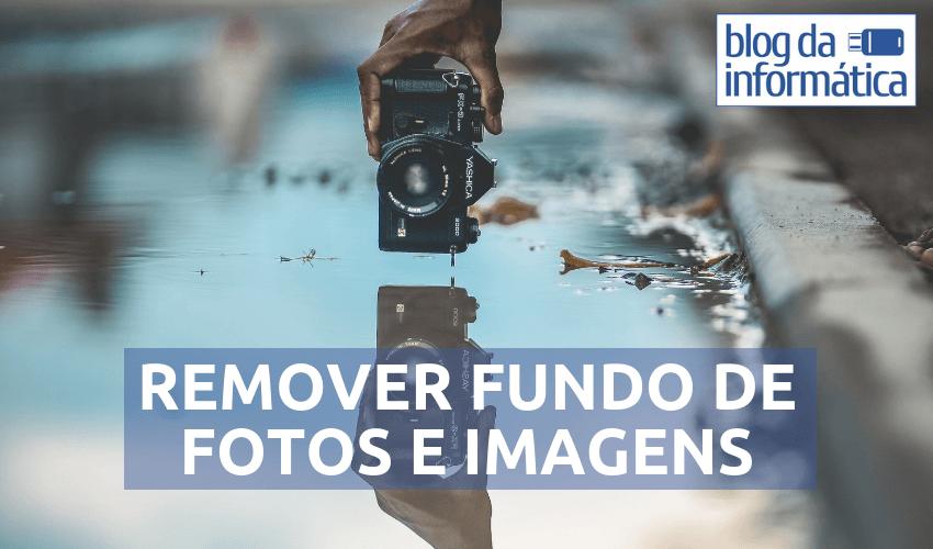 Remover fundo de fotos e imagens