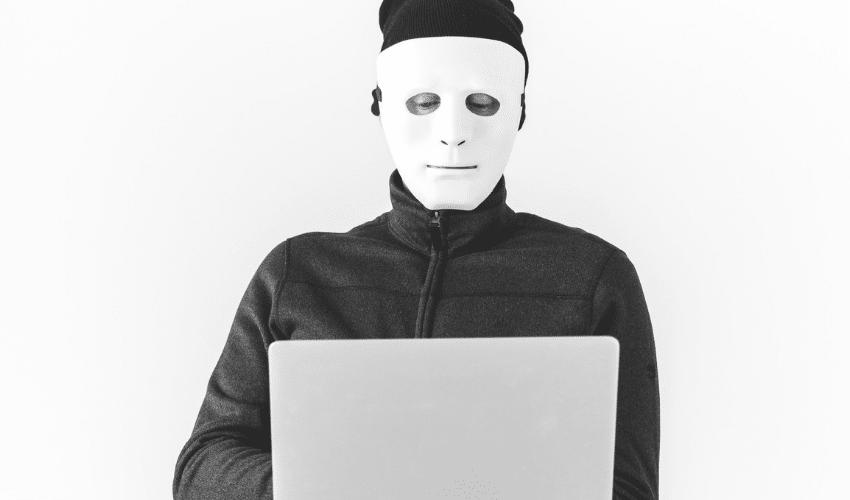 Sequestro de dados falso