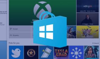 Desabilitar Microsoft Store