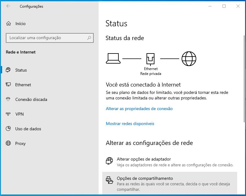 Compartilhamento de impressoras na rede Windows de maneira rápida e correta 7