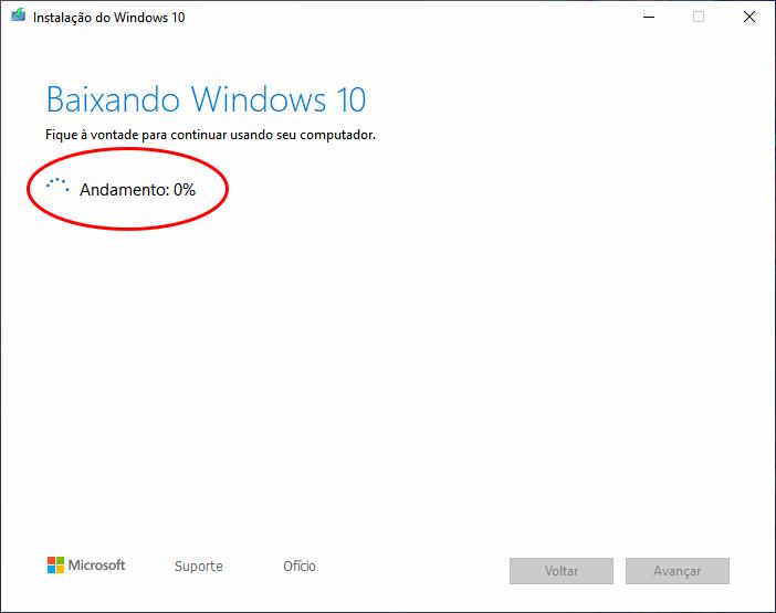 Baixar Windows 10 - Baixando a ISO e instalando no pedrive