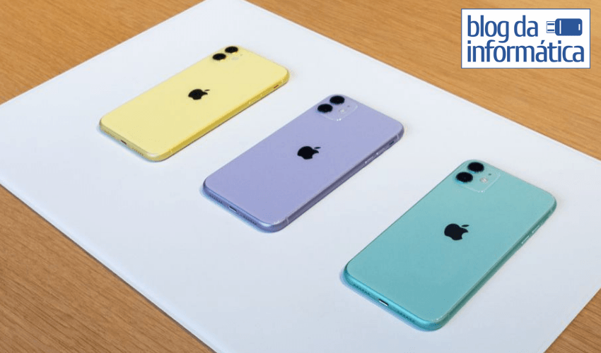 iPhone 11 Destaque