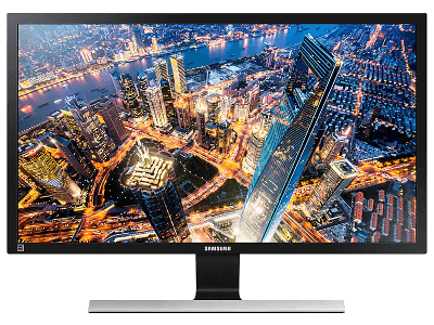 "Monitor Samsung 4K LED 28"" LU28E590DS"