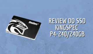 Análise do SSD Kingspec P4-240