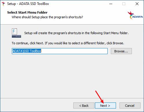 Instalação do Adata SSD Toolbox - Parte 4